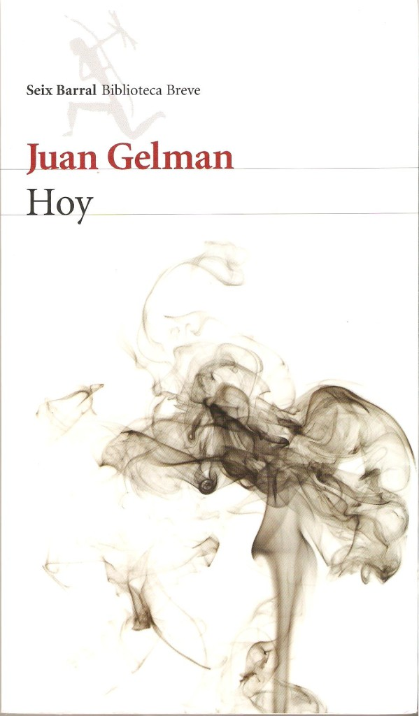 Photo of Book Cover Juan Gelman Hoy 001